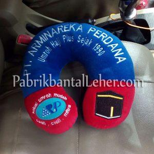 bantal souvenir promosi perusahaan