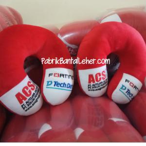 bantal leher promosi ACS