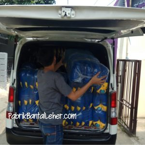 Produsen Bantal Leher Kirim ke Aceh Selatan