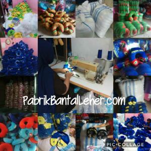 Produsen Bantal Leher Souvenir di Surabaya