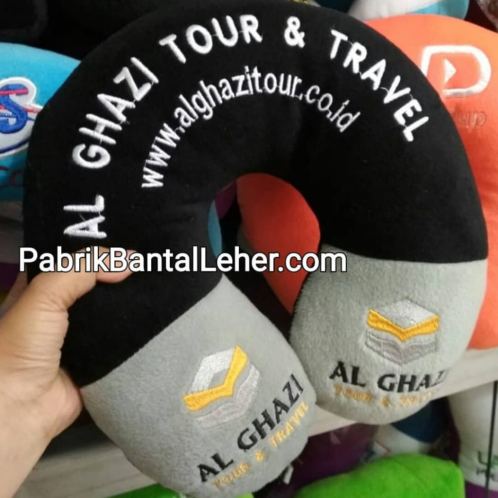 bantal leher promosi al ghazi tour travel